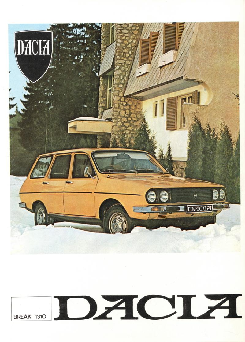 1980 dacia 1310 break related infomation specifications weili automotive network. Black Bedroom Furniture Sets. Home Design Ideas